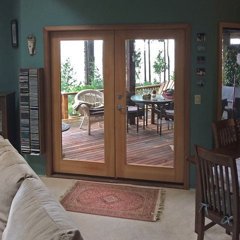 Exterior Doors And Windows Steve Webber Custom Woodworking Bc
